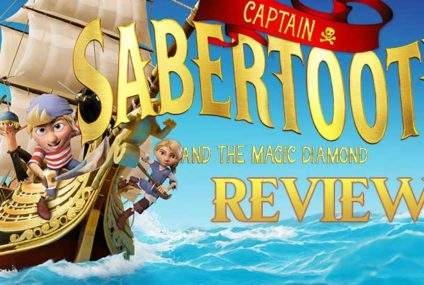 Review: Captain Sabertooth and the Magic Diamond