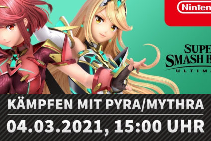 Super Smash Bros. Ultimate: Pyra/Mythra
