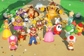Super Mario Party bringt Online Multiplayer