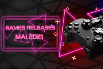 Games Releases Mai 2021